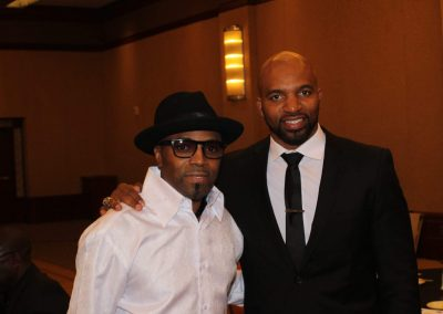 Teddy Riley & Morlon Greenwood