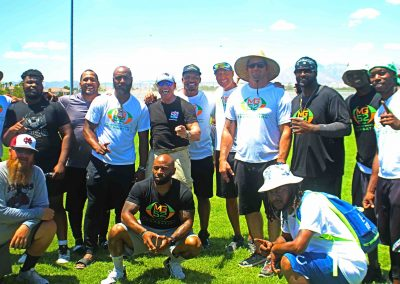 MG Camp coaches